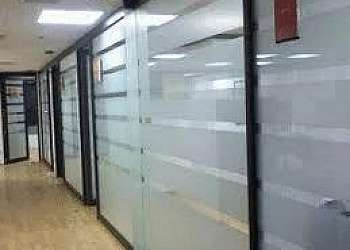 Divisória vidro preço