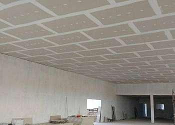 Drywall instalação