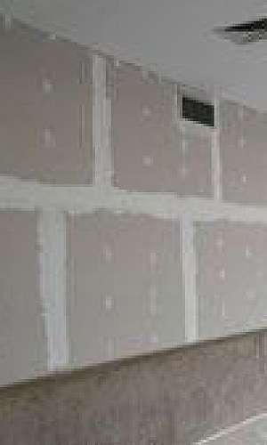 Parede de drywall