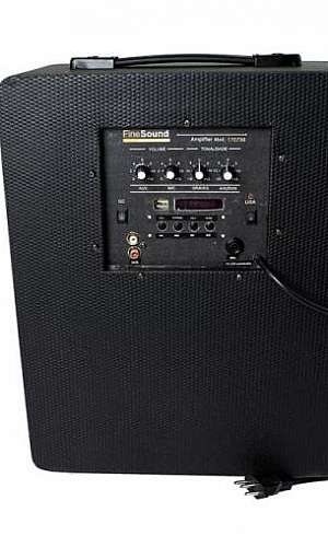 Amplificador de som ambiente