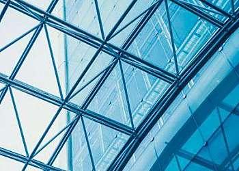 Cobertura de vidro Jardim São Luís