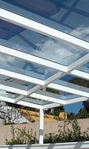 Coberturas de vidro
