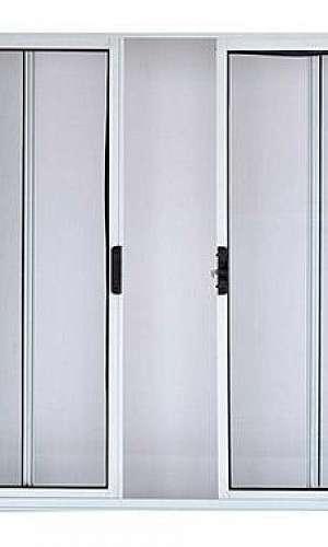 Comprar janelas de alumínio