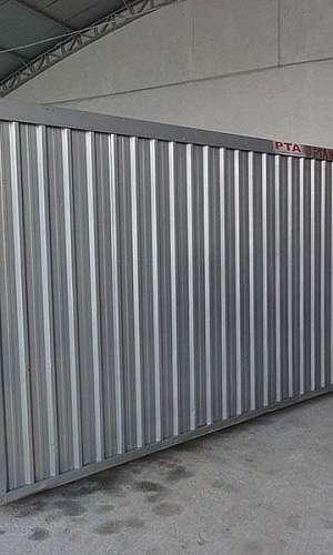Container usado para escritório