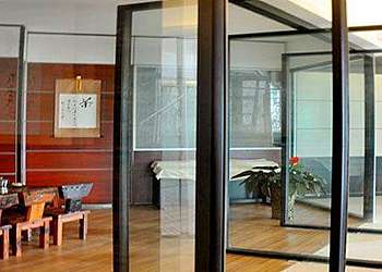 Divisória acústica vidro Cidade Ademar