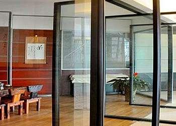 Divisória acústica vidro SP