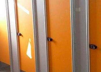 Divisória de banheiro Sapopemba