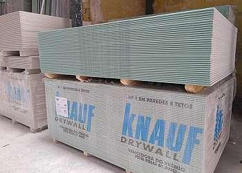 Divisória drywall acústica