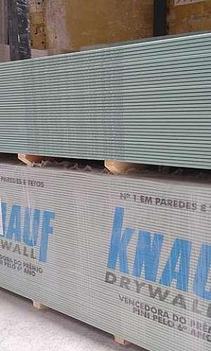 Divisória drywall preço m2