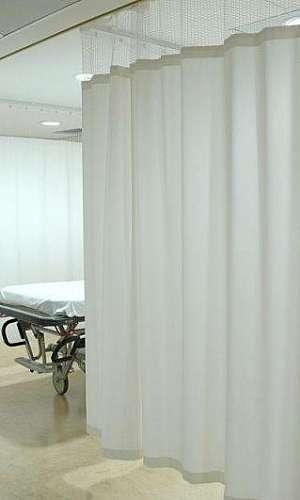 Divisória para hospital