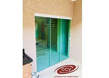 Divisória de vidro temperado valor