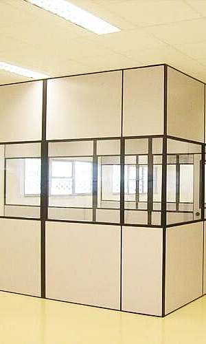 Divisórias para escritório eucatex