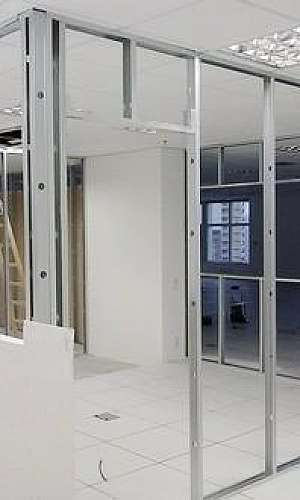 Drywall para paredes