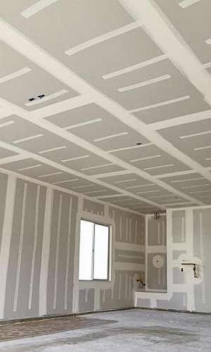 Drywall para teto