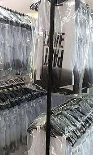 embalagem para lavanderias
