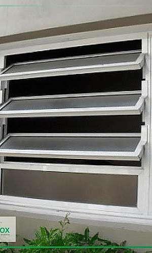 Esquadrias de alumínio preço em SP