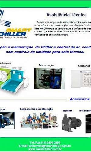 Fabricantes de chiller no Brasil
