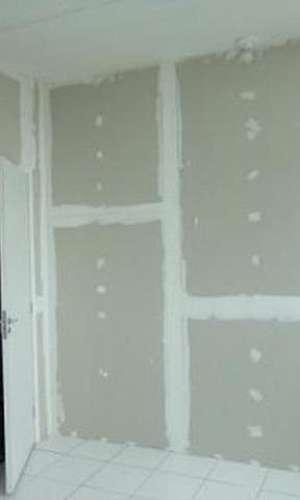 Instalação de drywall em Carapicuíba