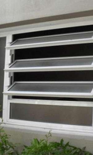 Instalação de janela esquadria na Cidade Jardim