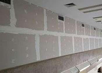 Preço da parede de drywall