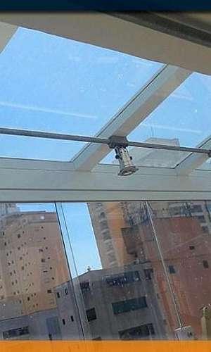 Película para cobertura de vidro