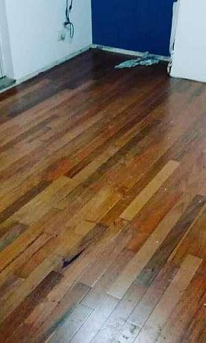 Piso de madeira preço colocado