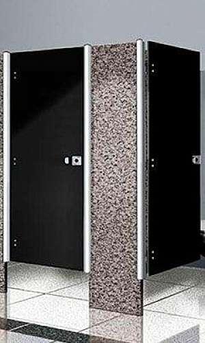 Porta para divisória de granito