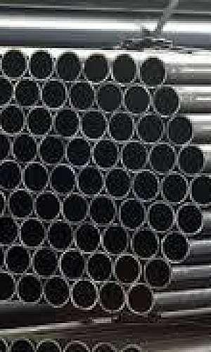 tubo de aço redondo