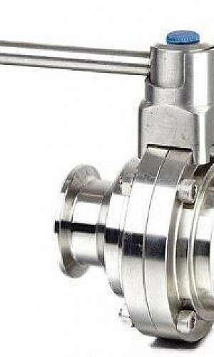 Válvula sanitária